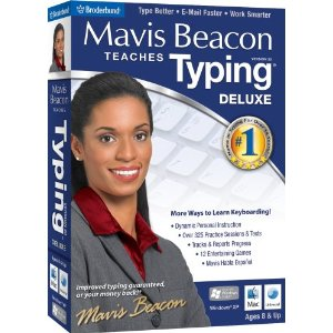 Mavis Beacon Teaches Typing 20 (Box)