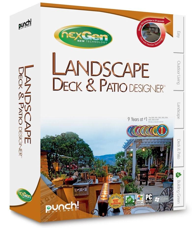 Punch Land Deck Patio Nexgen Dsa : Cuepiwa
