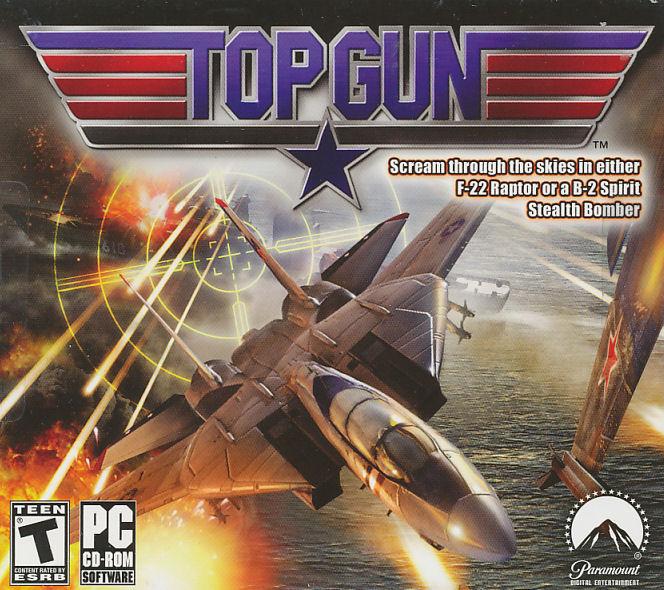 Details about TOP GUN - F-22 Raptor & B-2 Spirit Stealth Bomber Flight Sim  PC Game - SEALED